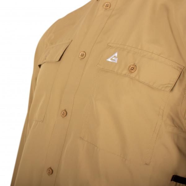 Garphyttan Original Summer Shirt Mens Water-Repellent Breathable Lightweight Quick-Drying Hiking Functional Shirt